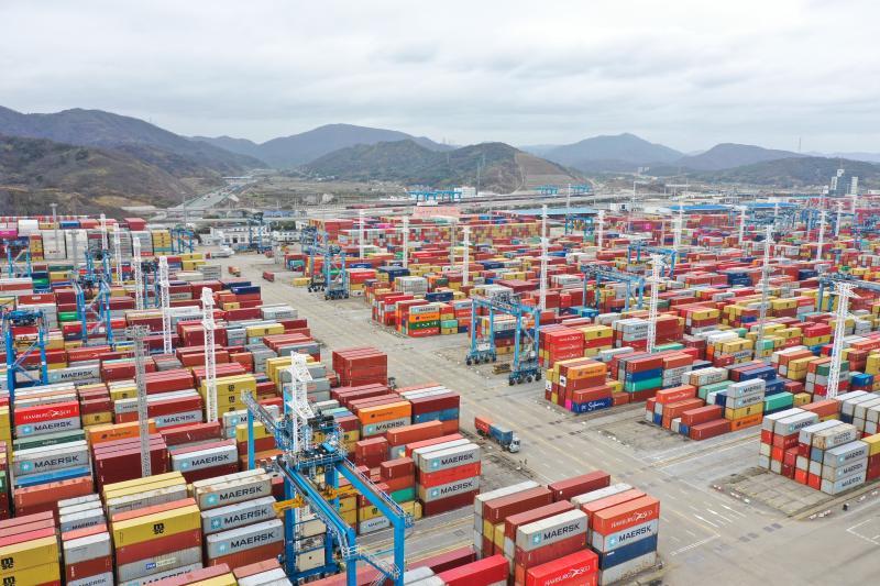 Comercio exterior de Beijing marca máximo histórico en primera mitad de 2021