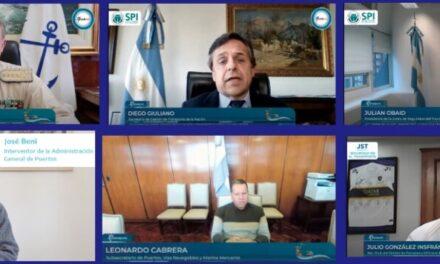 """Diego Giuliano: """"Es tiempo de modelar el presente y futuro del transporte en la Argentina"""""""