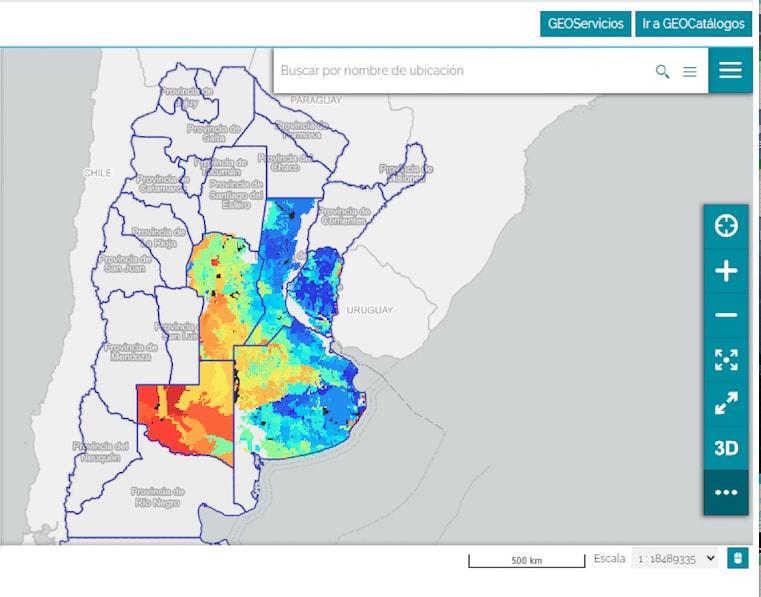 Herramientas digitales para facilitar la navegación y la interpretación de información satelital, está disponible de manera libre y gratuita