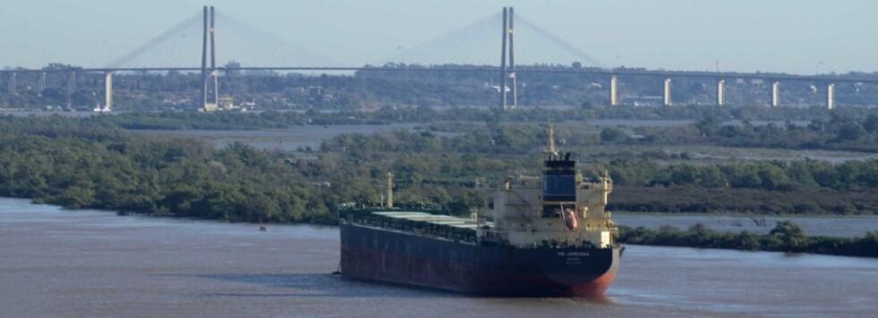 Se prevé un sistema público-privado para la licitación de la Hidrovía, afirmó el secretario de Transporte.