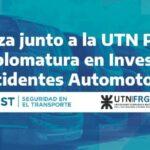 La JST lanza junto a la UTN Pacheco su primera Diplomatura en Investigación de Accidentes Automotores