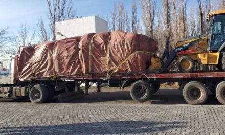 Detienen a un camión que intentaba pasar A Chile con mercadería oculta  valuada en más de 51 millones