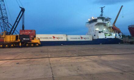 Se activa el sistema multimodal de cargas en el puerto de Concepción del Uruguay
