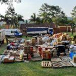 """Prefectura desmanteló una """"aduana paralela"""" en Misiones donde contrabandeaban mercadería"""