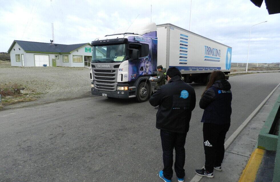 Reunión entre autoridades de transporte de Argentina y Chile para facilitar los pasos fronterizos