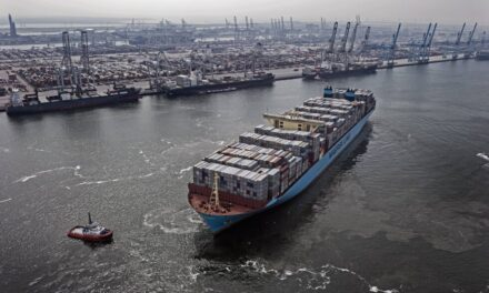 Maersk construye el primer buque portacontenedores del mundo alimentado por metanol