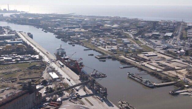 Puerto de Dock Sud con un balance positivo en primer semestre