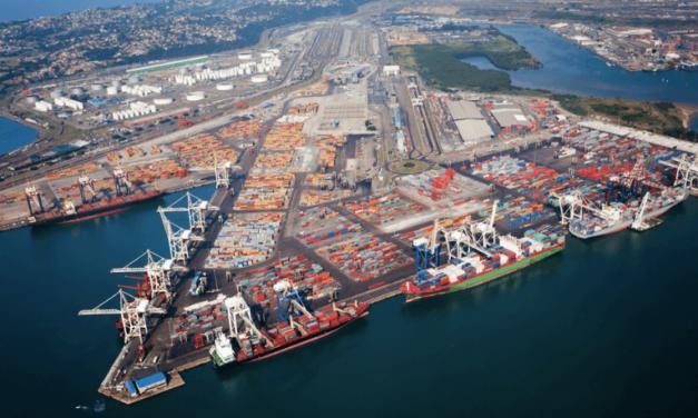 Un ciberataque interrumpe las operaciones en un puerto de Sudáfrica