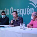 AGP y Puerto Quequén firmaron un convenio de capacitación