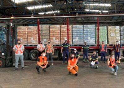 Cervecería y Maltería Quilmes impulsa acciones para contribuir a la prevención de accidentes viales