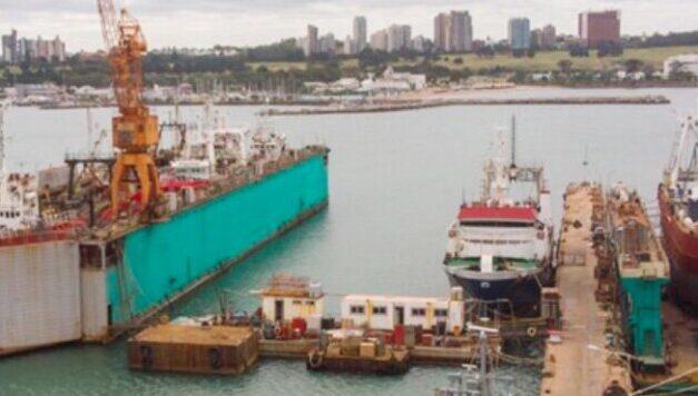 El sector naval tiene un fuerte protagonismo en la reactivación de la industria marplatense