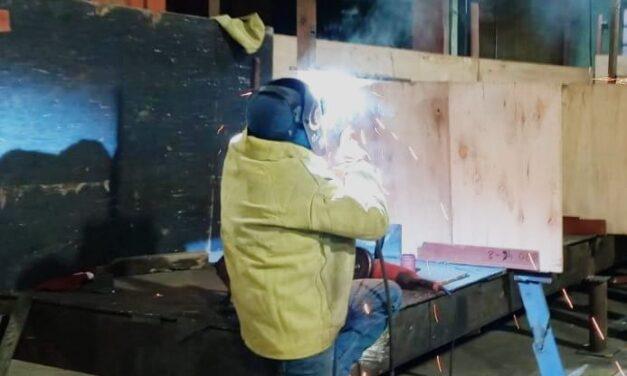 SPI Astilleros apuesta a la capacitación y formación de sus trabajadores