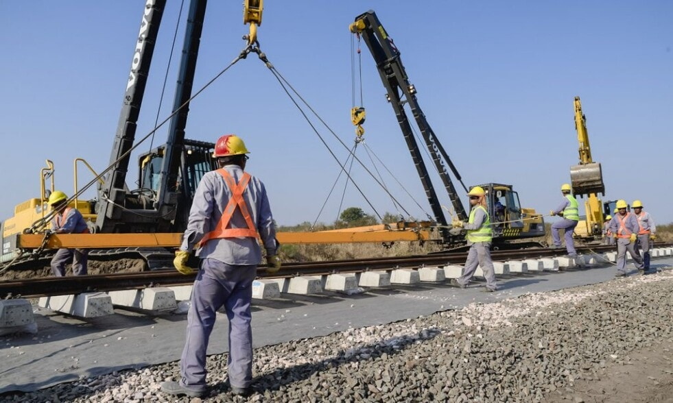 Santa Fe tendrá la primera circunvalación ferroviaria en el país