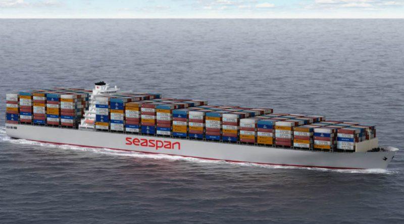Seaspan:  continúa la ola de pedidos de portacontenedores