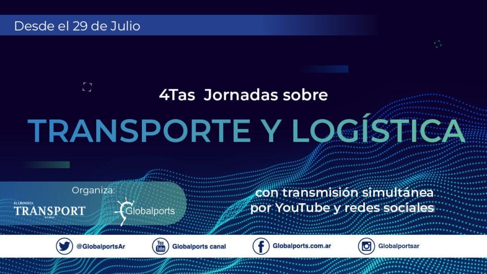 Programa de las 4ª  Jornadas de Transporte y Logística