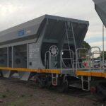 Se rehabilitaron 54 kilómetros de vía para mejorar la operatividad del San Martín Cargas