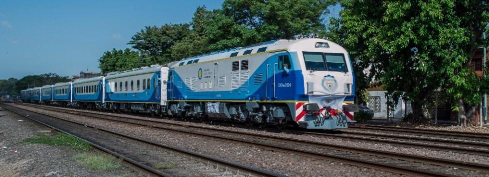 """Rodrigo Rufeil:  """"Hoy la decisión política está en fortalecer, mejorar y revolucionar el sistema ferroviario"""""""