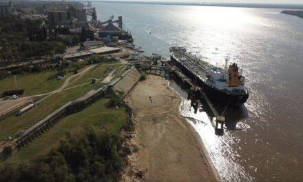 Pérdidas por U$S 315 millones, estiman que dejará la bajante del Río Paraná