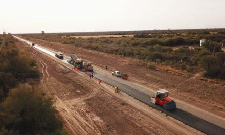 Avanza la rehabilitación de la RN38 que une el Gran Córdoba con San Miguel de Tucumán