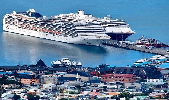 Ushuaia se prepara para iniciar la temporada de cruceros en octubre