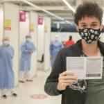 El 70% de la población argentina de 20 años y más ya inició su esquema de vacunación contra COVID-19