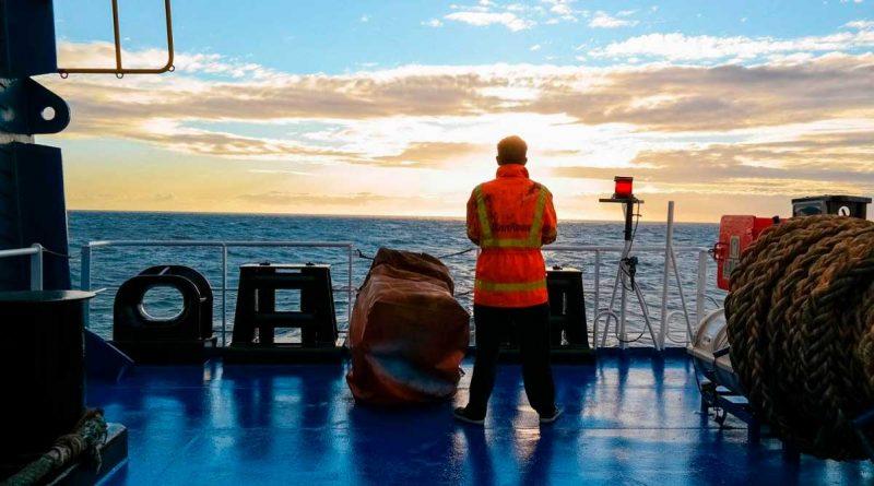 Crisis en los buques internacionales de suministros