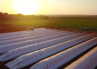Argentina exportará tecnología de almacenamiento de granos a Pakistán