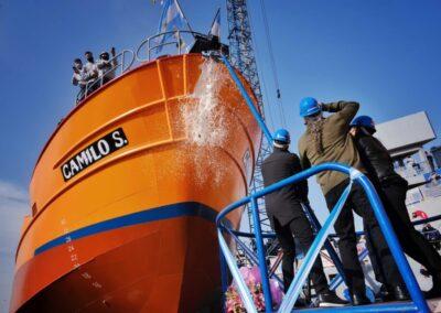 La industria naval entrega positivas señales