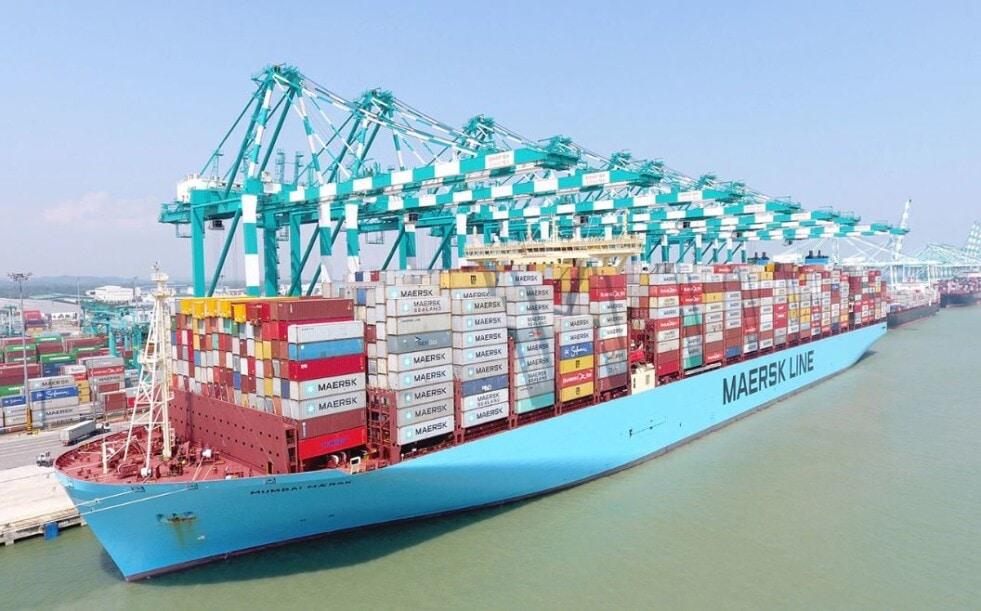 La mayor naviera de contenedores del mundo apunta a la transición ecológica con una inversión en barcos propulsados con metanol
