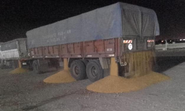 Bahía Blanca: se levantó el paro de transportistas que mantenía en vilo al agro