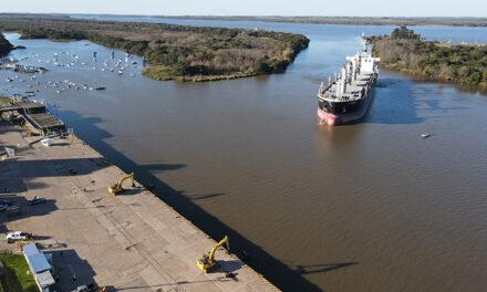 Nueva exportación a la India desde Concepción del Uruguay