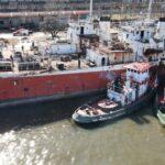 La industria naval es transversal a todas las industrias