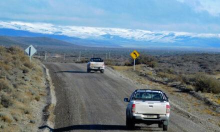 Se firmó el acta de inicio de la pavimentación de la RN260, Chubut
