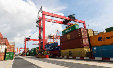 Kalmar firma acuerdo con Dublin Ferryport Terminals (DFT)