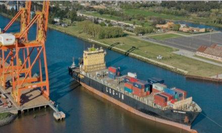 ICTSI- TECPLATA tendrá un nuevo servicio feeder para conectar el Puerto de Santa Fe con Brasil y Asia