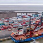 APM Terminals Buenos Aires incorporó una grúa de última generación para sus operaciones portuarias