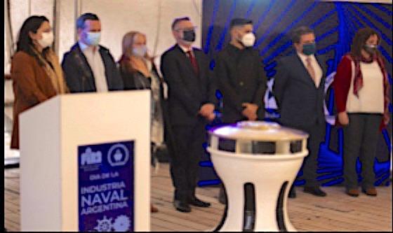 Celebración conjunta del Día de la Industria Naval Argentina