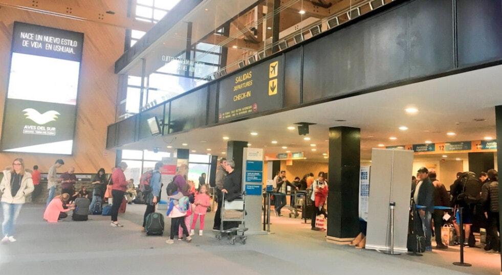 Continua la apertura de fronteras: se habilita la apertura de Puerto Iguazú y el Aeropuerto de Ushuaia