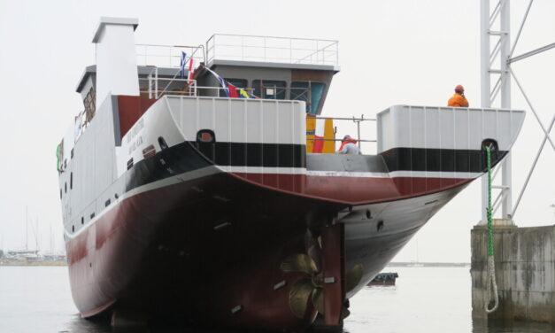 El BIP Mar Argentino del INIDEP realiza su primera campaña de investigación con la evaluación del langostino bonaerense