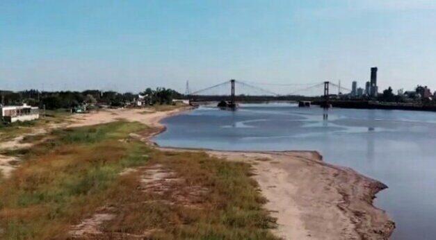 La AFIP asistirá a los afectados por la bajante del Río Parana en siete provincias