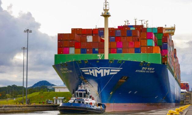 Canal de Panamá y más de 150 líderes y organizaciones llaman a actuar por la descarbonización del transporte marítimo para 2050
