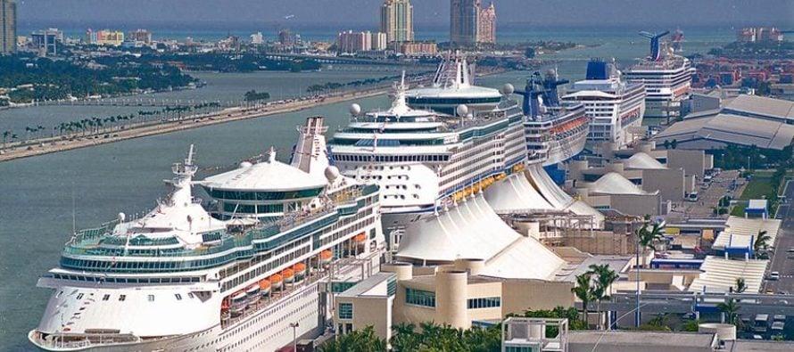 Miami vuelve a ser la capital mundial de los cruceros