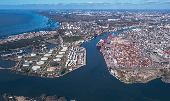 Buscan el desarrollo sostenible de la actividad portuaria