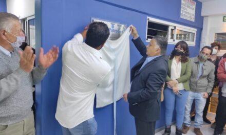 Centro de Patrones y Oficiales Fluviales inauguró una nueva farmacia en San Nicolás