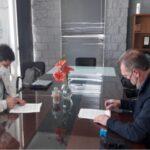 Se firma el contrato para dragar el puerto de Mar del Plata