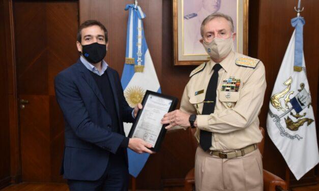 Antares Naviera recibió certificado de prevención de la contaminación por parte de la PNA