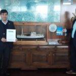 El Subsecretario Nacional de Puertos se reune con Capitanes de pesca