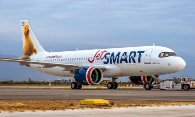 JetSmart inicia operaciones en Argentina