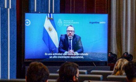 Kulfas destacó la cooperación con China sobre la industria de la Economía del Conocimiento