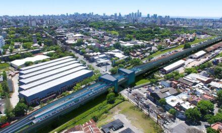 Se extenderá el Viaducto Belgrano Sur hasta la estación ConstitucióN